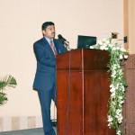 At  ASPCR CME, Riyadh 2008